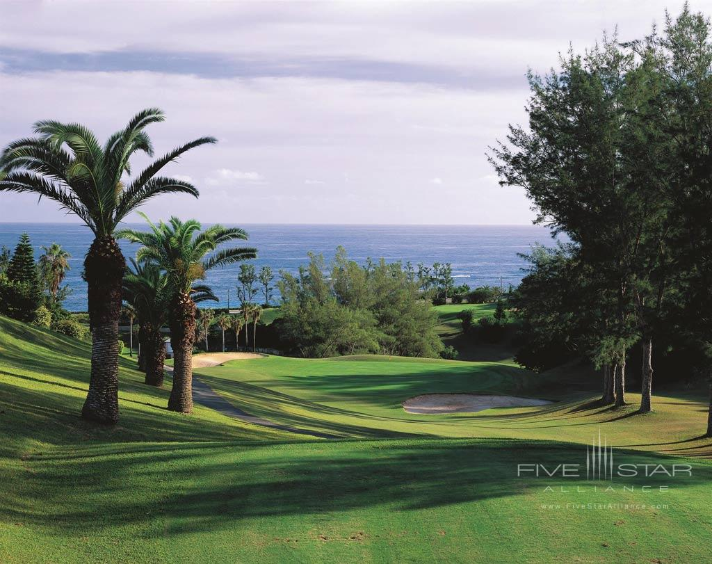 Golf Course at Fairmont Southampton, Bermuda