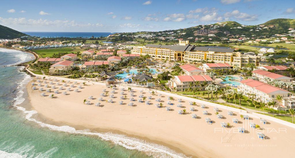 Beaches at St. Kitts Marriott Resort, Frigate Bay, Saint Kitts and Nevis