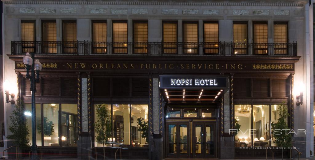 NOPSI Hotel, New Orleans, LA
