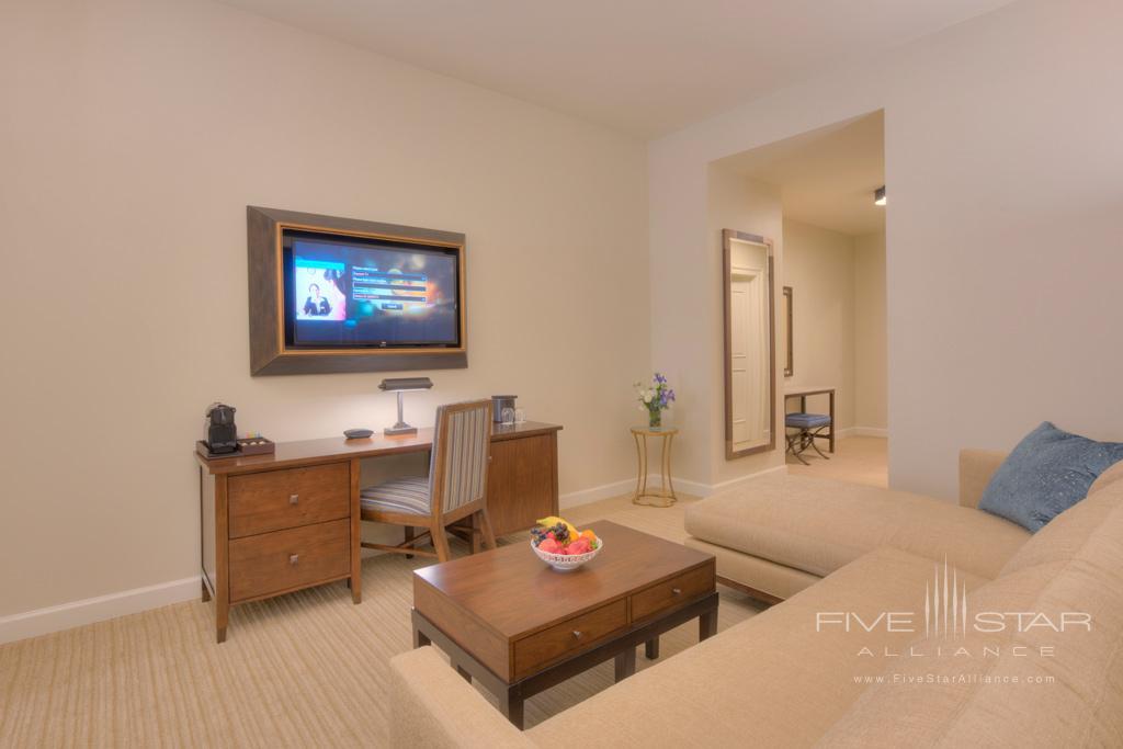 Suite Lounge at NOPSI Hotel, New Orleans, LA