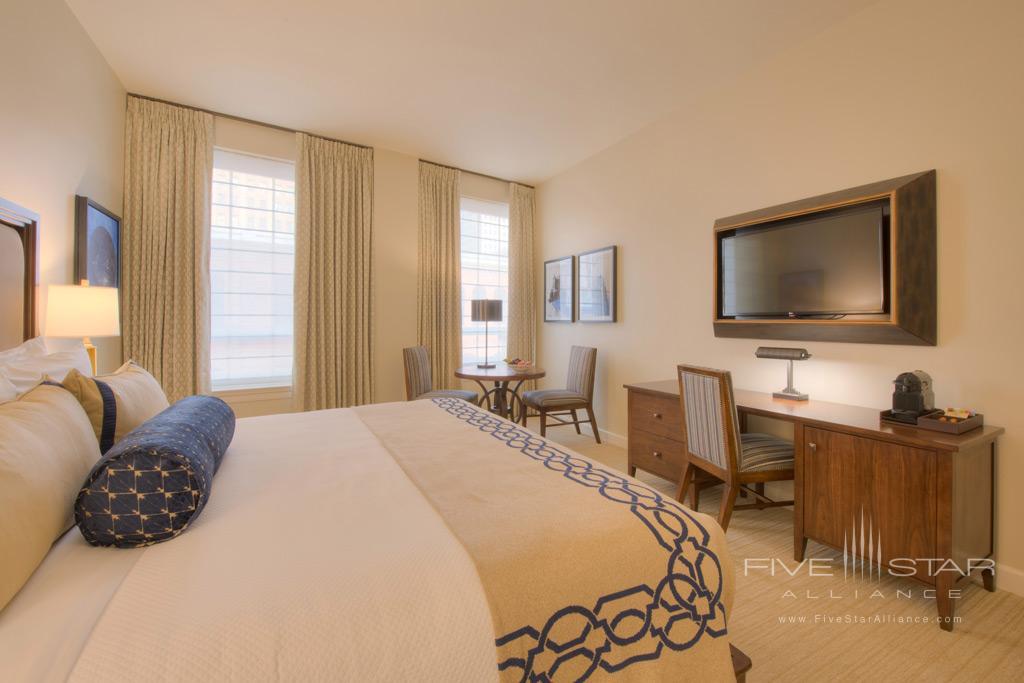 Standard King Guest Room at NOPSI Hotel, New Orleans, LA