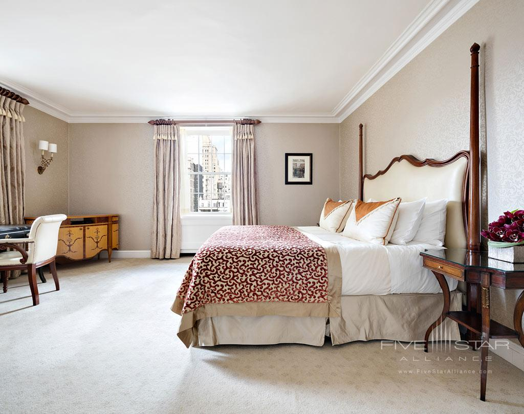 Guest Room at The Pierre Hotel New York, United States