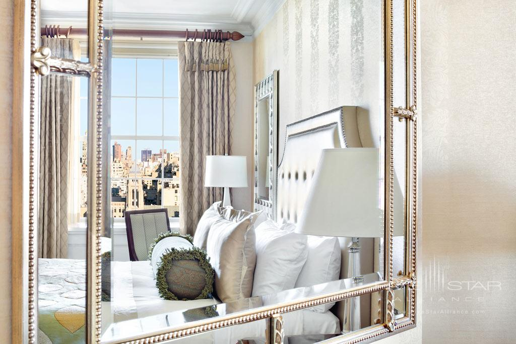 Deluxe Guest Room at The Pierre Hotel New York, United States