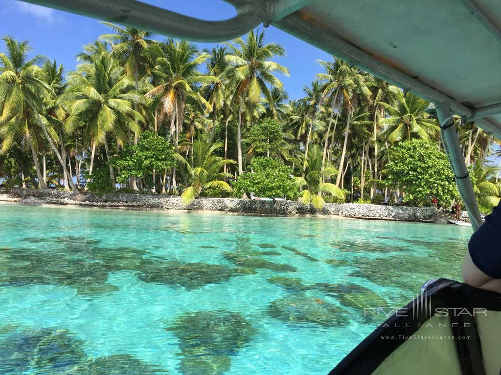 Boutique Resort Bikendrik Island