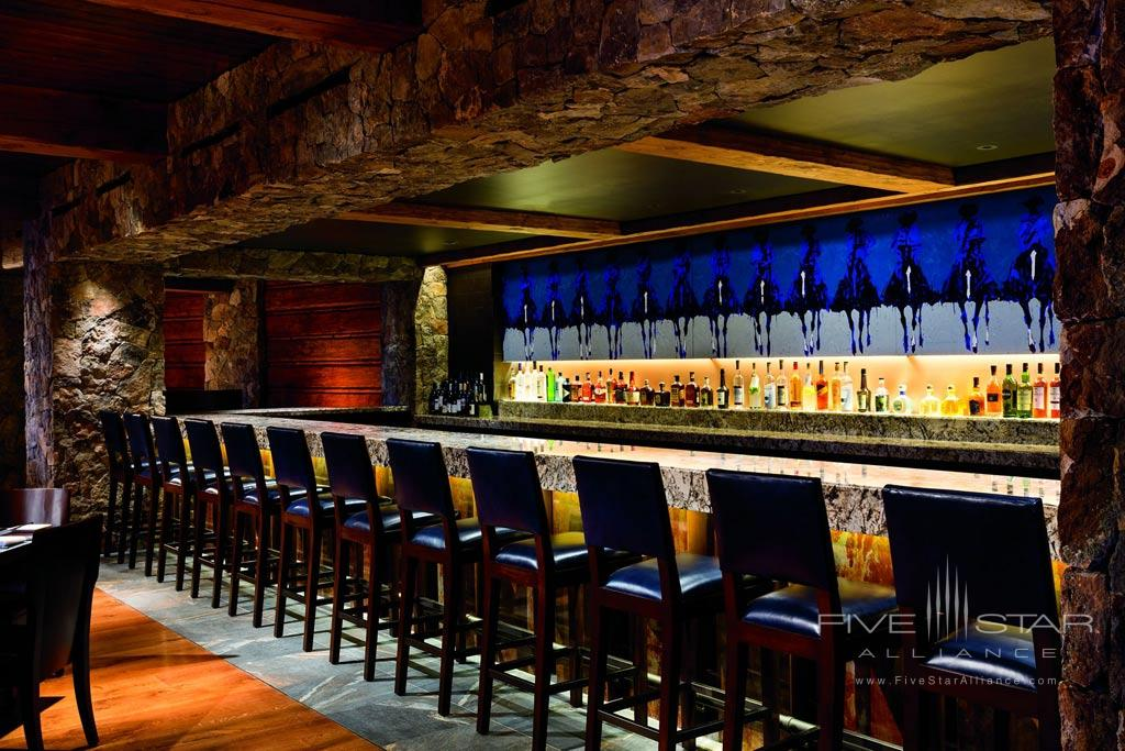 Bar at The Ritz Carlton, Bachelor Gulch, Avon, CO