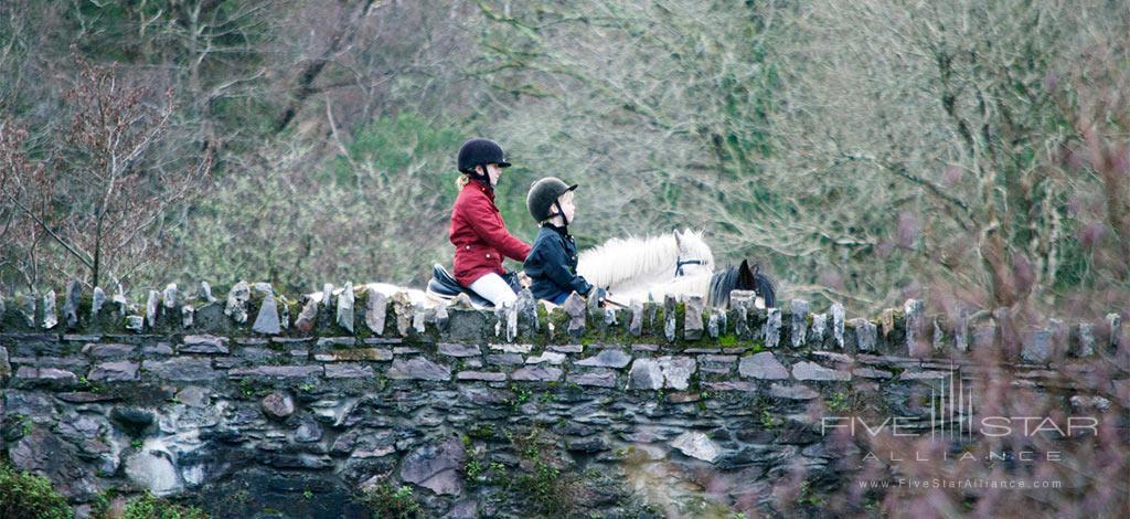 Activities at Sheen Falls Lodge, Kerry County, Ireland