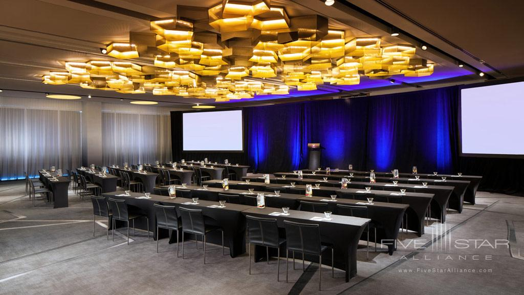 Great Meeting Room at W Dallas Victory, Dallas, TX