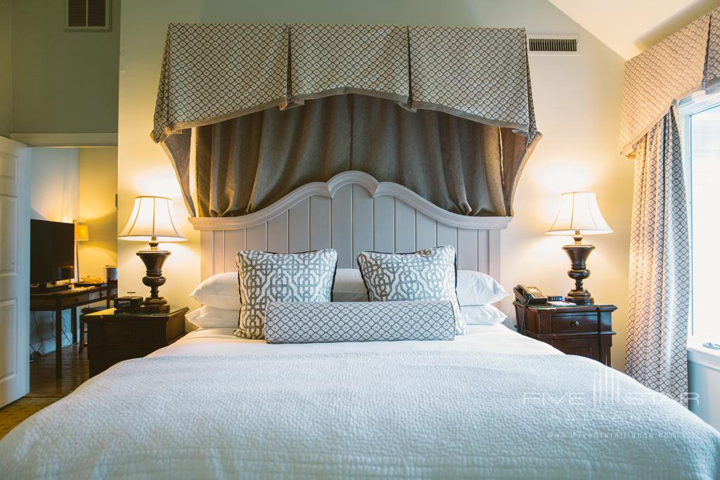 Guest Room at The Fearrington House Inn, Pittsboro, NC