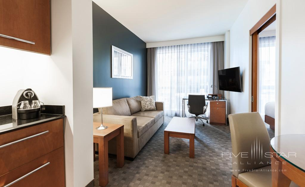 Urban Suite Living at Hotel Le Crystal, Montreal, Quebec, Canada