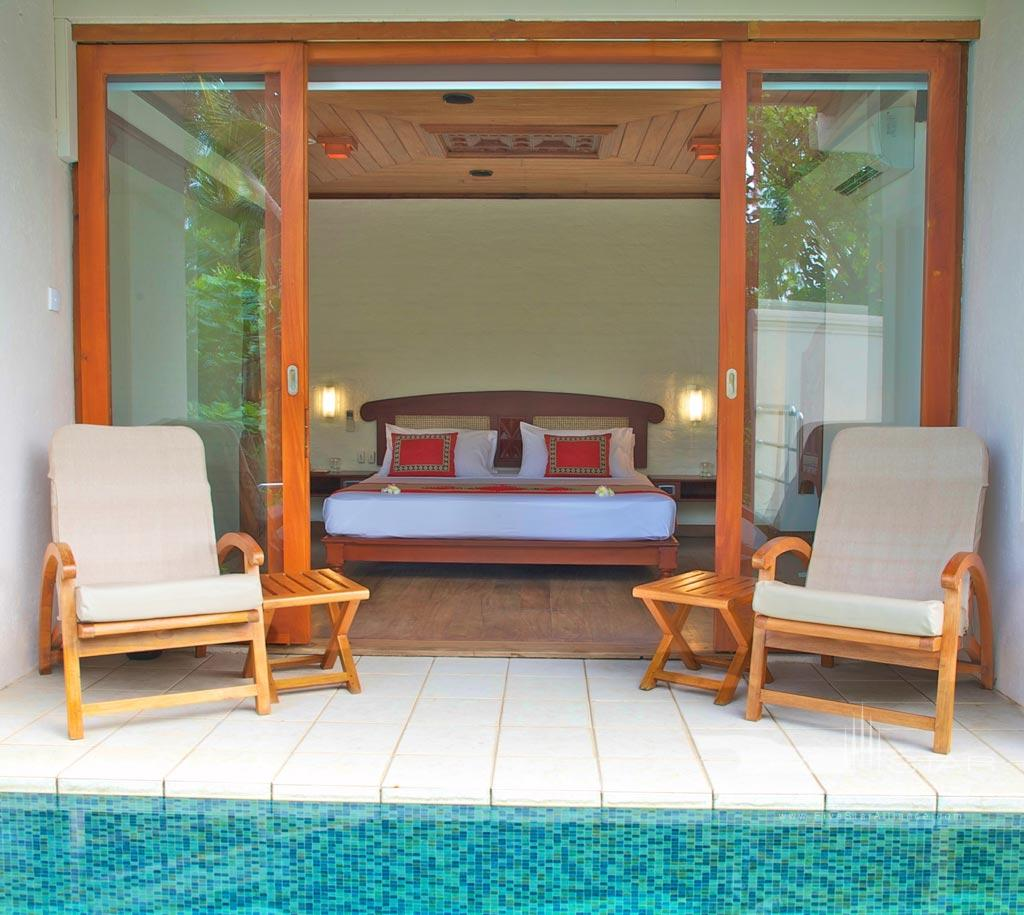 Grand Deluxe Suite at Saman Villas