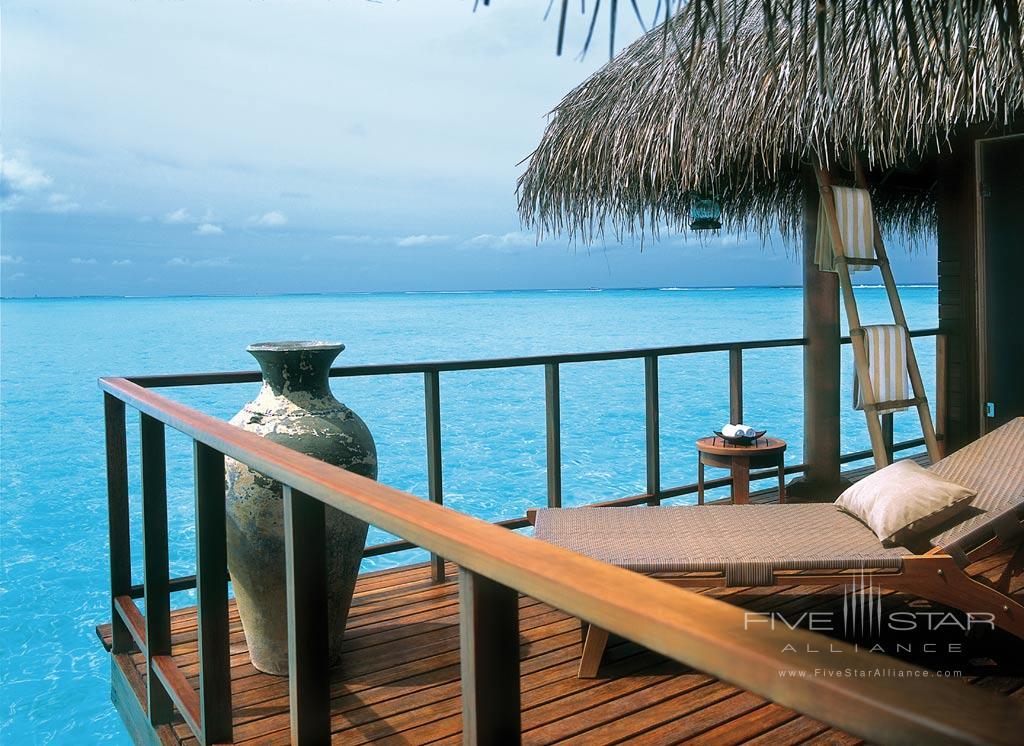 Lagoon Villa at Taj Exotica Resort and Spa, Male, Maldives