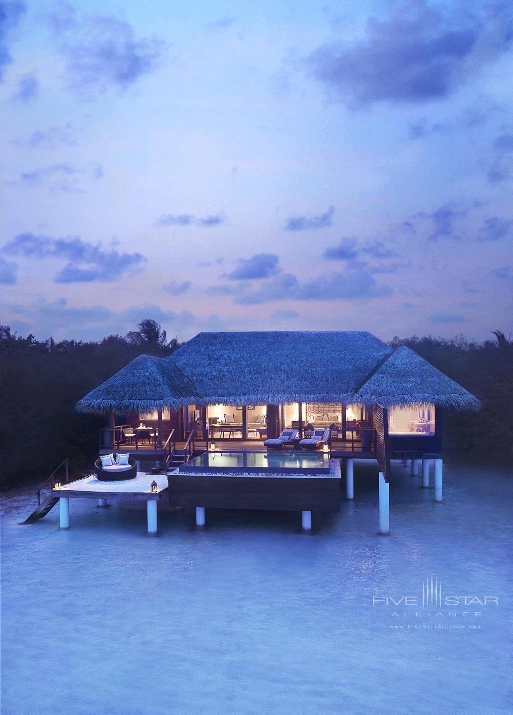 Lagoon Suite at Taj Exotica Resort and Spa, Male, Maldives