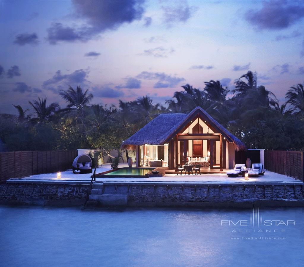 Villa at Taj Exotica Resort and Spa, Male, Maldives