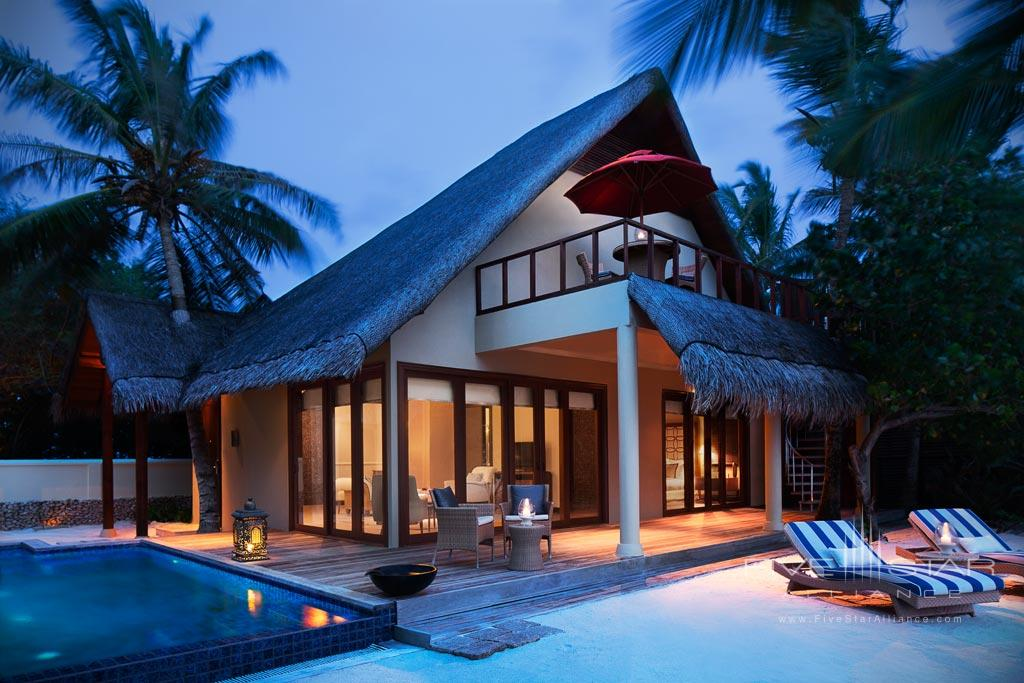 One Bedroom Deluxe Beach Suite with Pool at Taj Exotica Resort and Spa, Male, Maldives