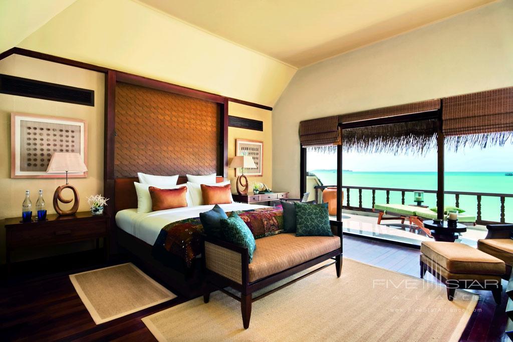 Beach Villa Suite at Taj Exotica Resort and Spa, Male, Maldives