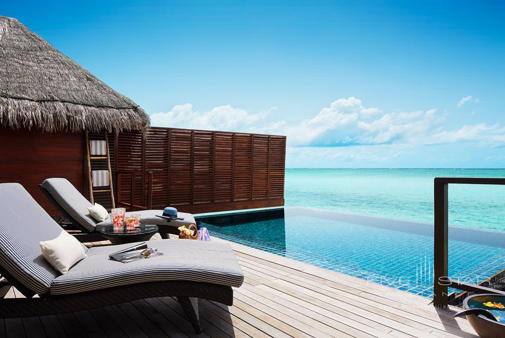 One Bedroom Ocean Suite with Pool Deck at Taj Exotica Resort and Spa, Male, Maldives