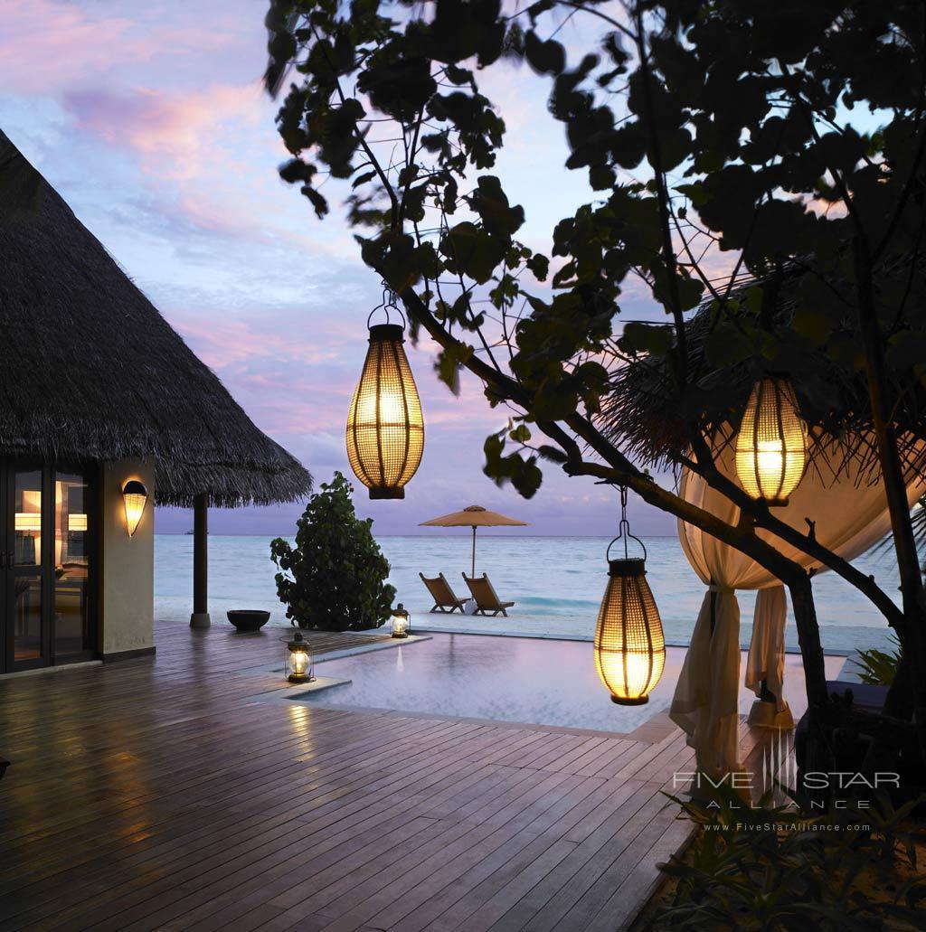 Taj Exotica Resort and Spa, Male, Maldives