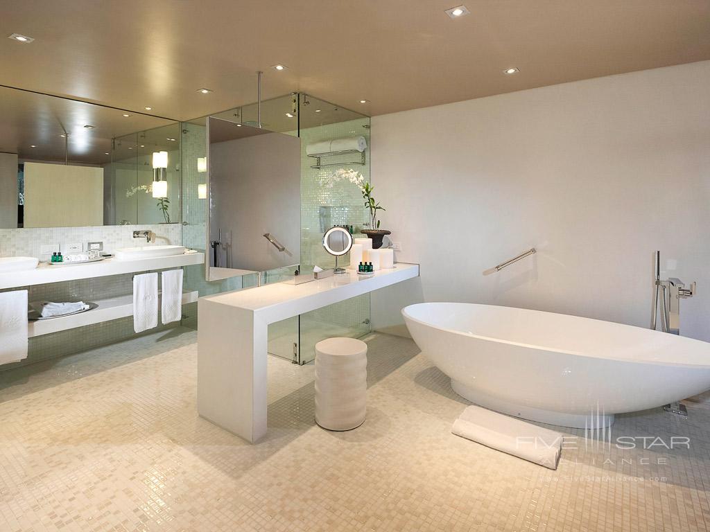 Guest Bath at Sofitel Legend Santa Clara, Cartagena, Bolivar, Columbia