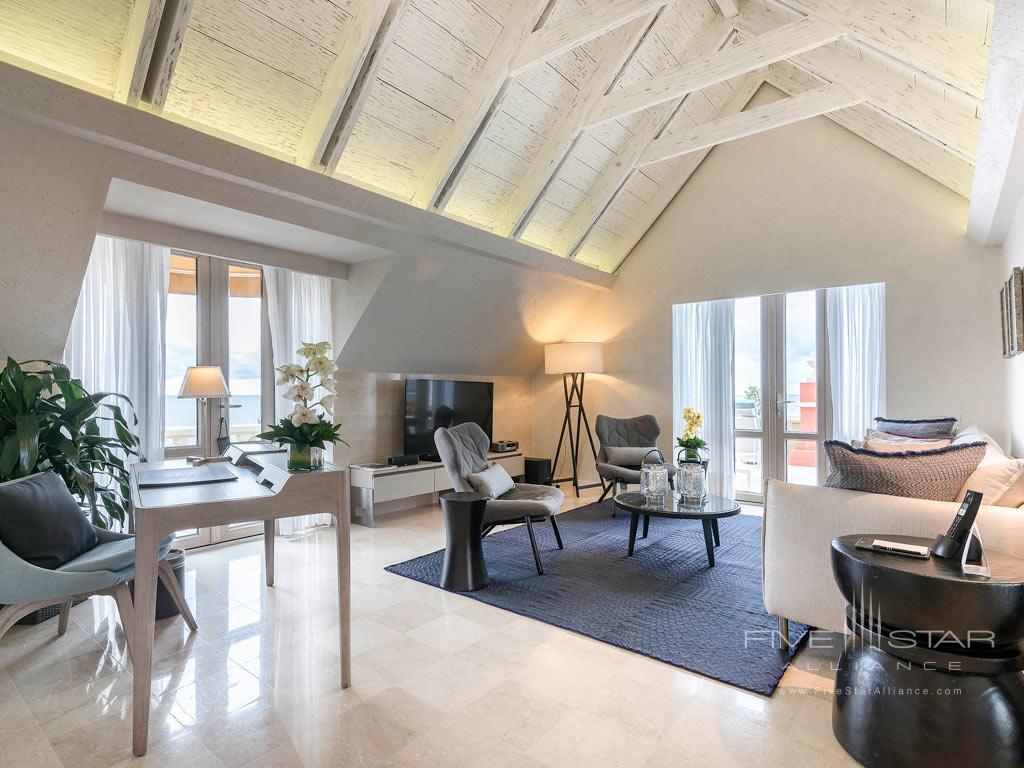 Suite Living at Sofitel Legend Santa Clara, Cartagena, Bolivar, Columbia