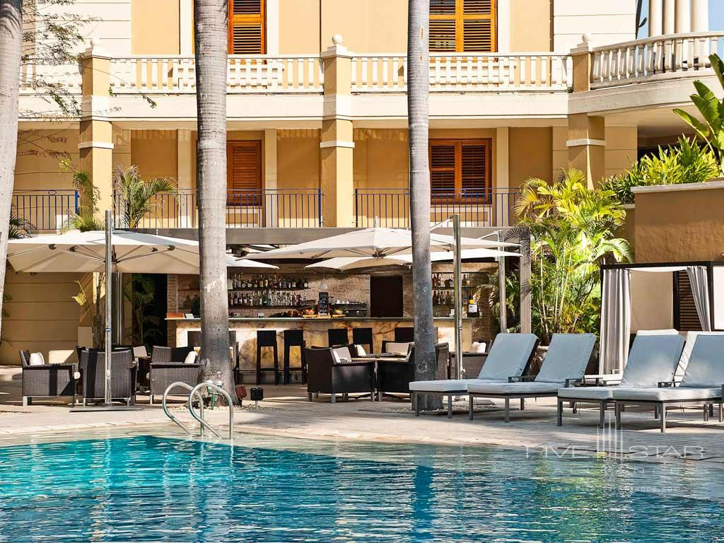 Outdoor Pool at Sofitel Legend Santa Clara, Cartagena, Bolivar, Columbia