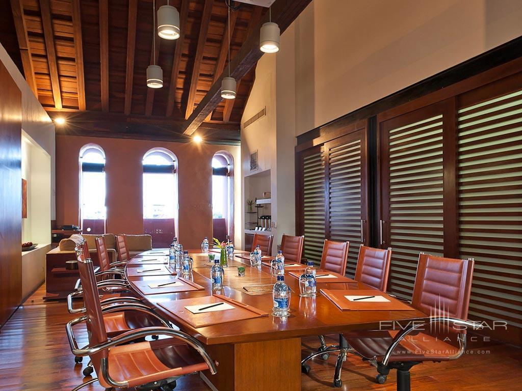 Meetings at Sofitel Legend Santa Clara, Cartagena, Bolivar, Columbia