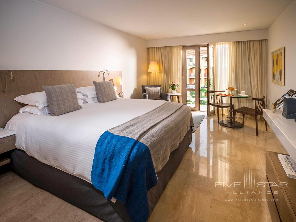 Guest Room at Sofitel Legend Santa Clara, Cartagena, Bolivar, Columbia