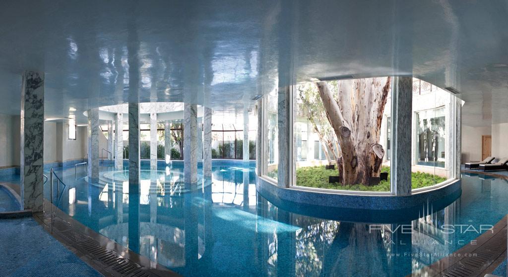 Spa and Pool at Es Saadi Marrakech Resort Palace, Marrakech, Morocco