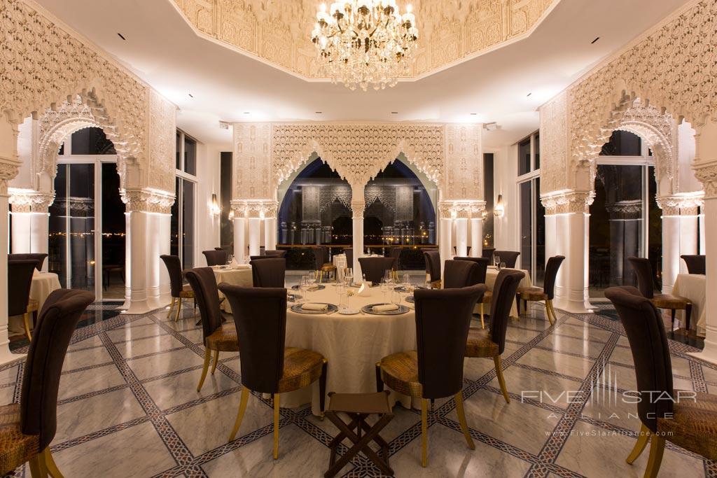 Cour des Lions at Es Saadi Marrakech Resort Palace, Marrakech, Morocco
