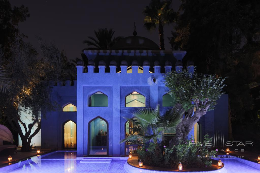 Persian Villa at Es Saadi Marrakech Resort Palace, Marrakech, Morocco