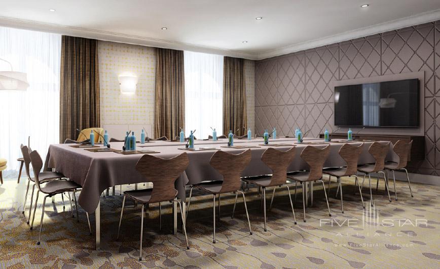 Meeting Space at Hotel de la Paix Geneva, Geneve, Switzerland