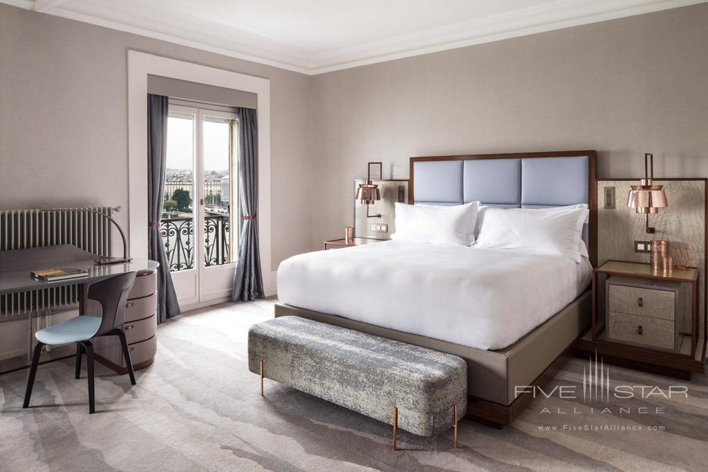 Deluxe Guest Room at Hotel de la Paix Geneva, Geneve, Switzerland