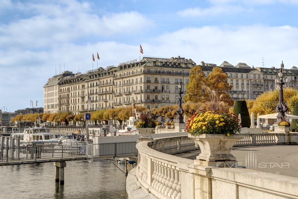 Hotel de la Paix Geneva, Geneve, Switzerland