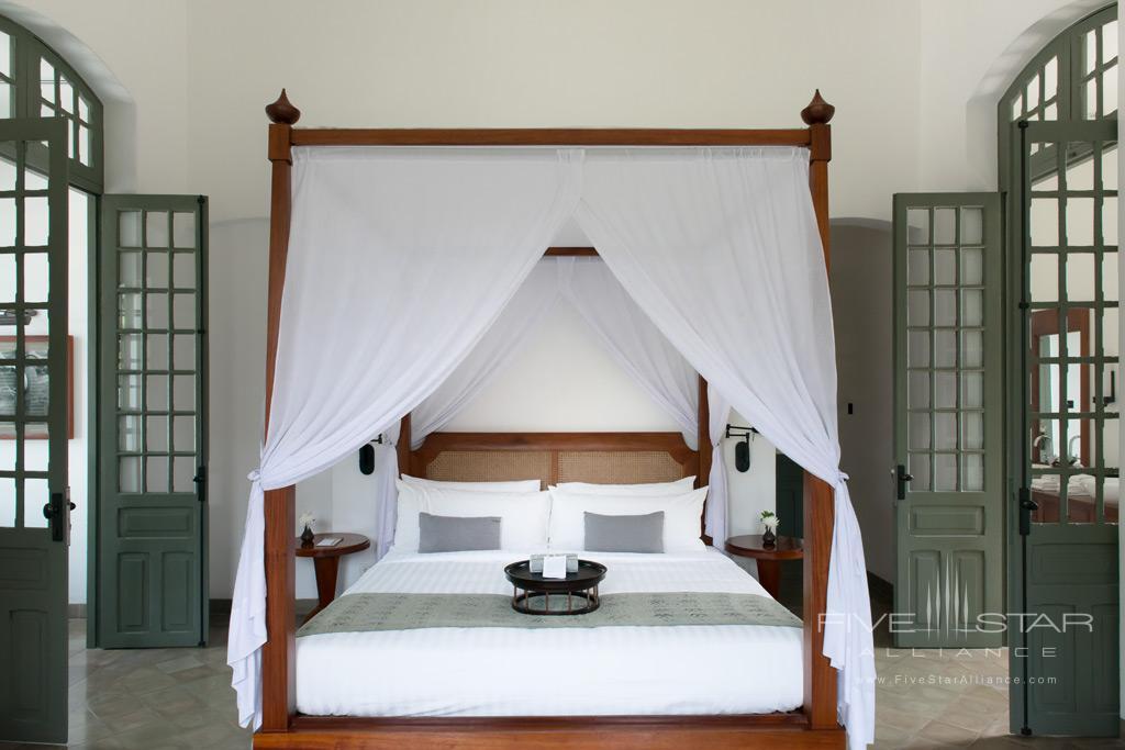 Guest Room at Amantaka, Luang Prabang, Laos