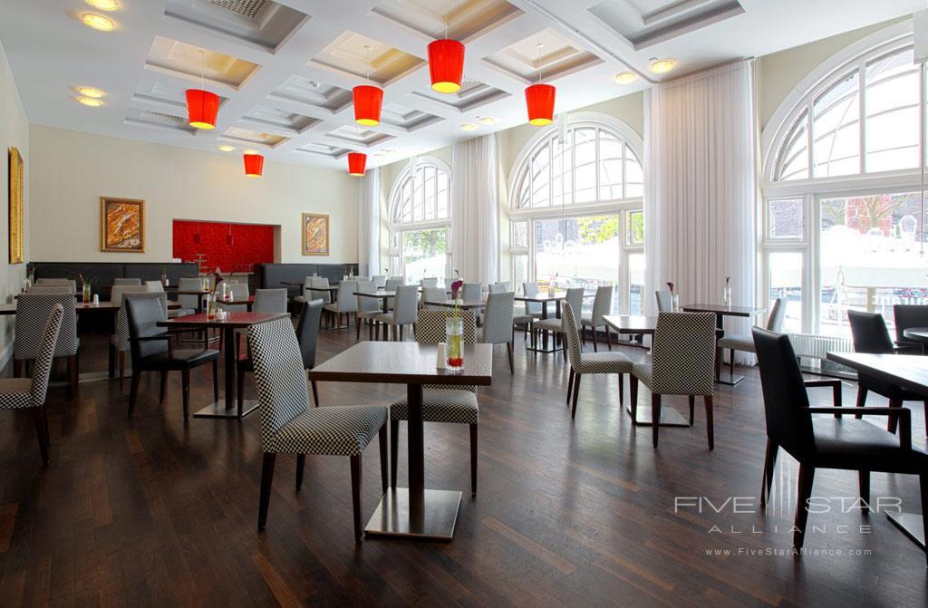 Dine at Scandic Palace Hotel, Copenhagen, Denmark