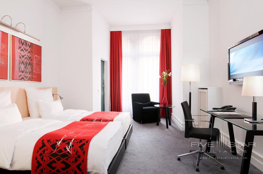 Superior Guest Room at Scandic Palace Hotel, Copenhagen, Denmark