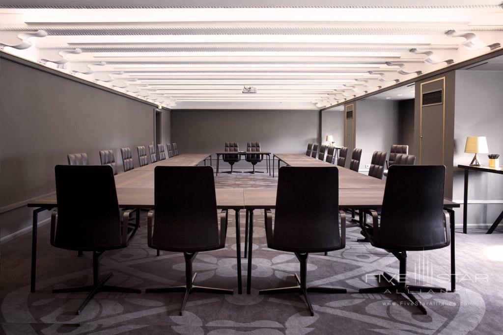 Meetings at Scandic Palace Hotel, Copenhagen, Denmark