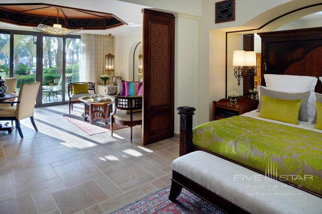 Junior Suite at One&Only Royal Mirage Residence & Spa, Dubai, UAE