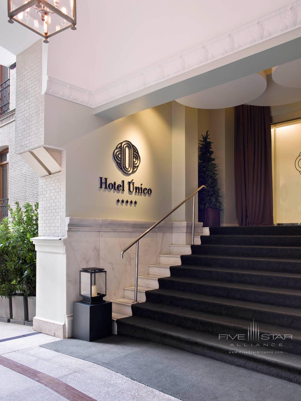 Hotel Unico Madrid, Spain