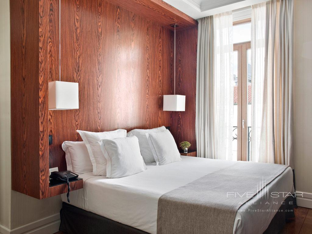 King Guest Room at Hotel Unico Madrid, Spain