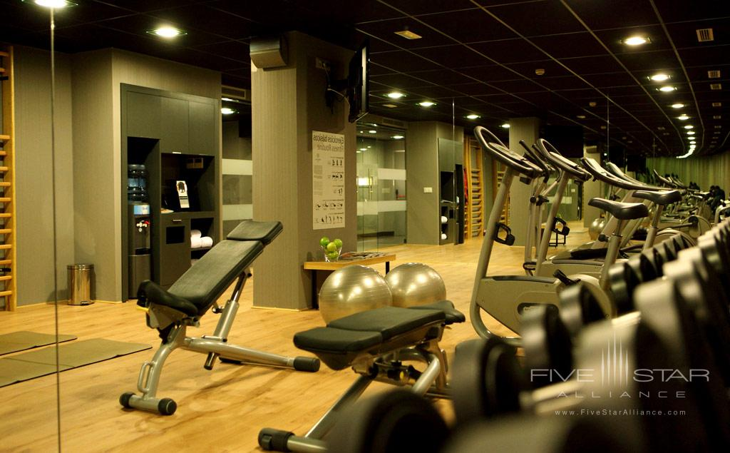 Fitness Center at Hotel Unico Madrid, Spain