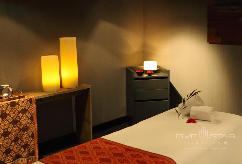 Spa at Hotel Unico Madrid, Spain