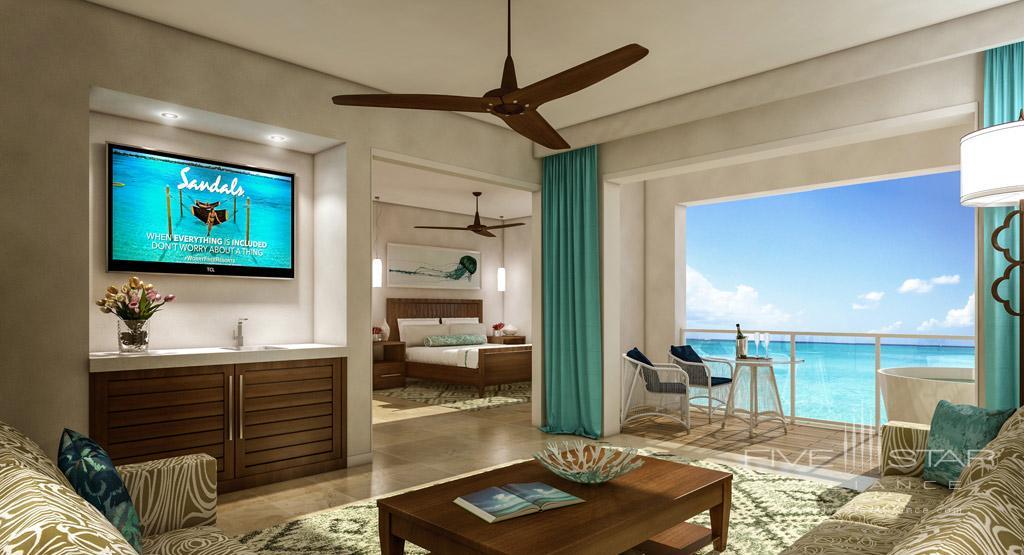 Villa Living at Sandals Regency La Toc, Castries, Saint Lucia