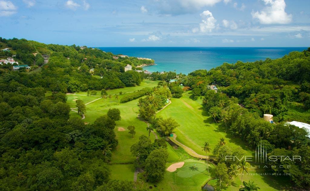 Golf at Sandals Regency La Toc