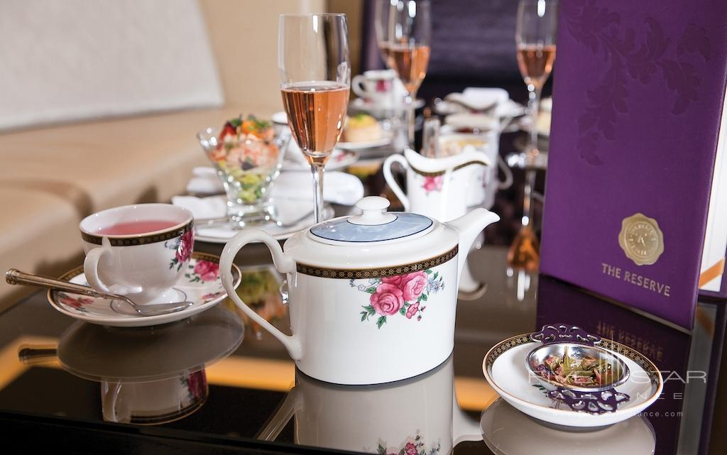 Afternoon Tea with Wedgwood at The Langham Boston