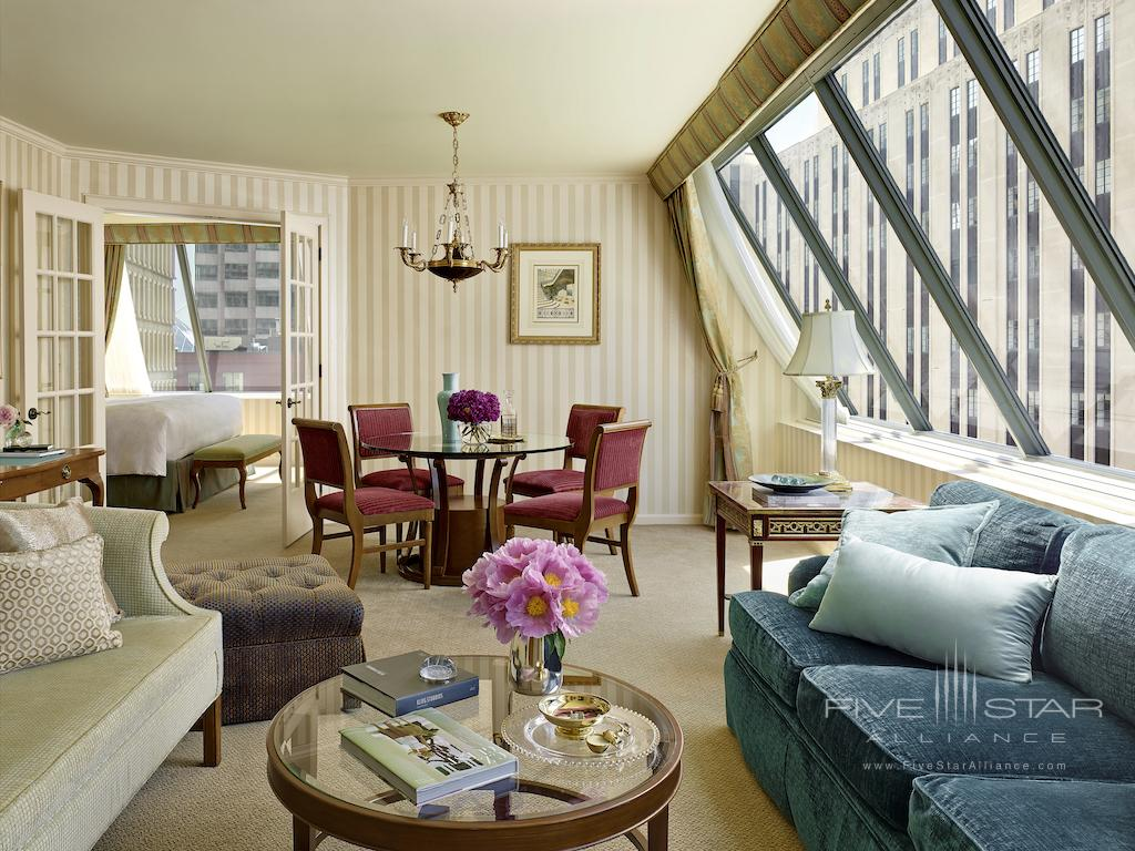 Executive Suite at The Langham Boston