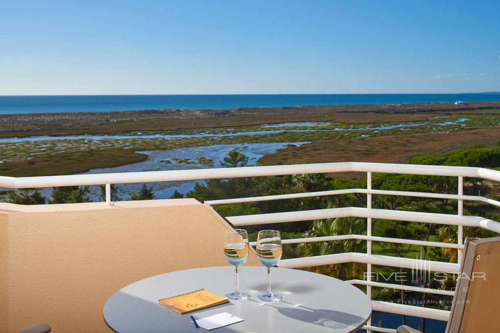 Sea Views at Hotel Quinta Do Lago, Algarve, Portugal
