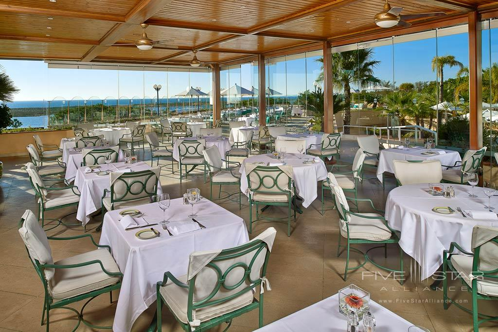 Brisa Terrace Dine at Hotel Quinta Do Lago, Algarve, Portugal