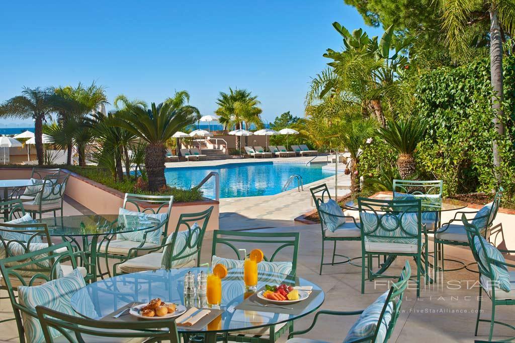 Pool Bar at Hotel Quinta Do Lago, Algarve, Portugal