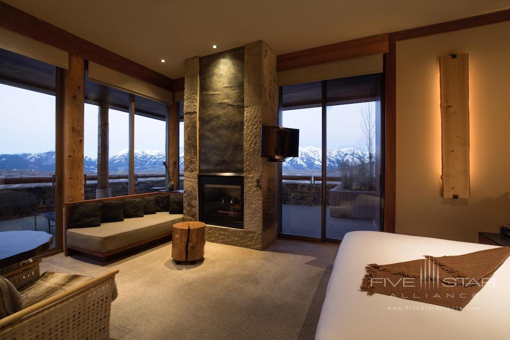 Amangani Shoshone Suite