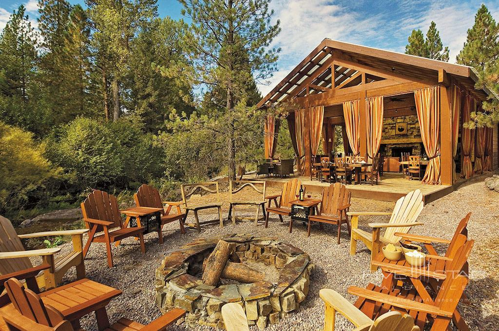 The Resort at Paws Up Creekside Camp